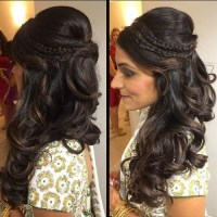 2018 Latest Long Hairstyles Indian
