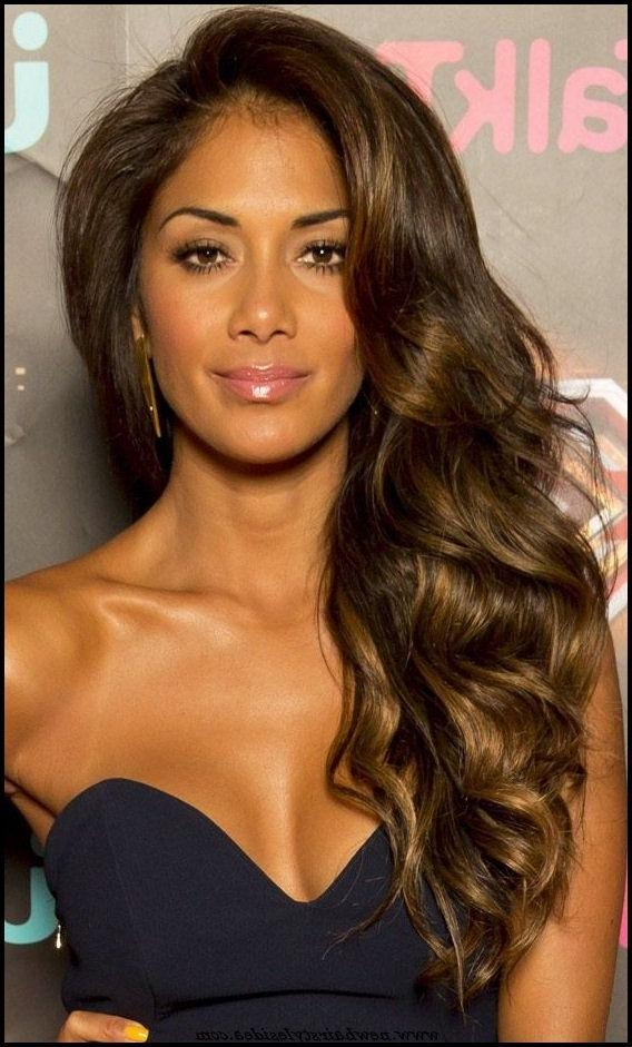 15 Best Ideas Of Long Hairstyles Loose Curls