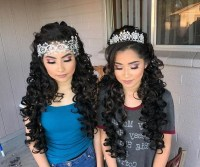 15 Best of Long Hair Quinceanera Hairstyles