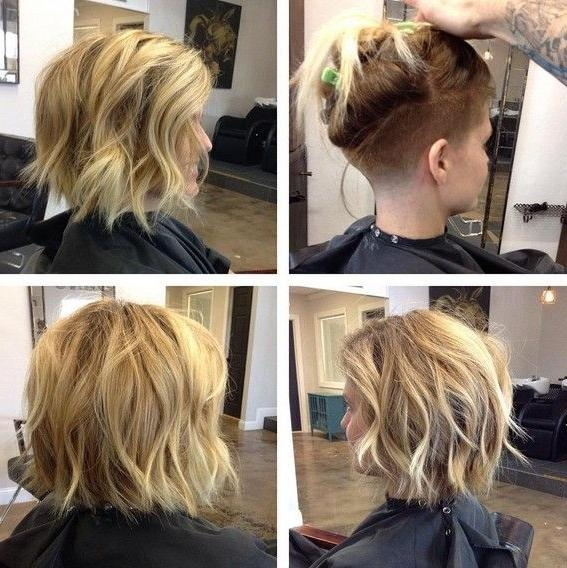 30 Long Bobs Hairstyles Shaved Underneath Hairstyles Ideas Walk