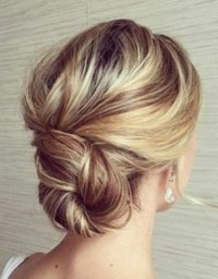 Updo Hairstyles For Long Thin Hair