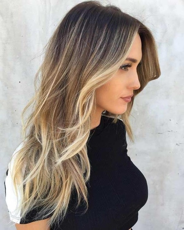 30 Hairstyles That Give Volume Hairstyles Ideas Walk The Falls