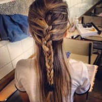 15 Ideas of Casual Braids For Long Hair