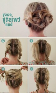 ideas of long hairstyles easy