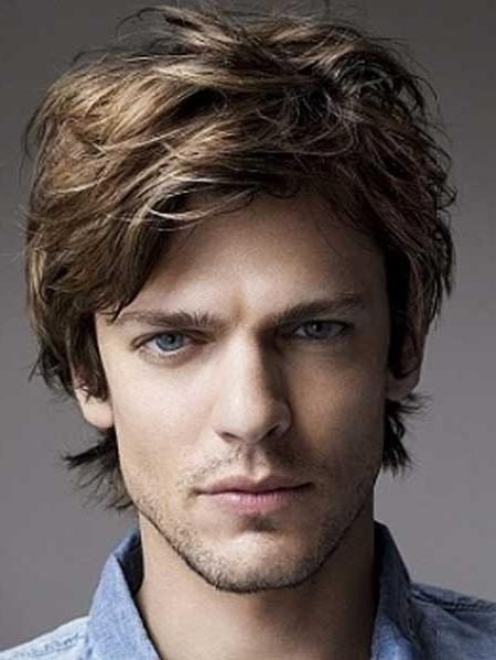 30 Semi Long Hairstyles For Men 50 Hairstyles Ideas Walk The Falls