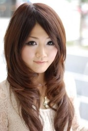 of japanese long hairstyles