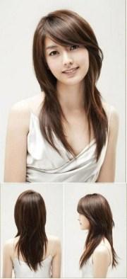 2019 popular long hairstyles asian