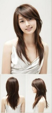2019 latest long layered hairstyles