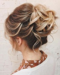 Photo Gallery of Wedding Updos For Long Thin Hair (Viewing ...