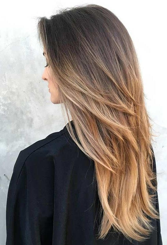 15 Best Ideas Of Long Hairstyles Layers