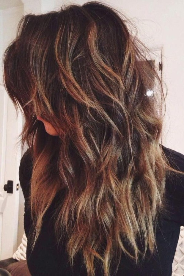 30 Top Long Layered Hairstyles Hairstyles Ideas Walk The Falls