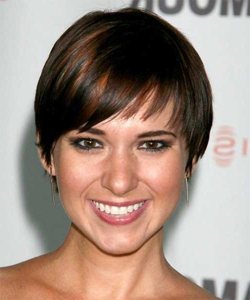 15 Collection of Short Easy Hairstyles For Fine Hair