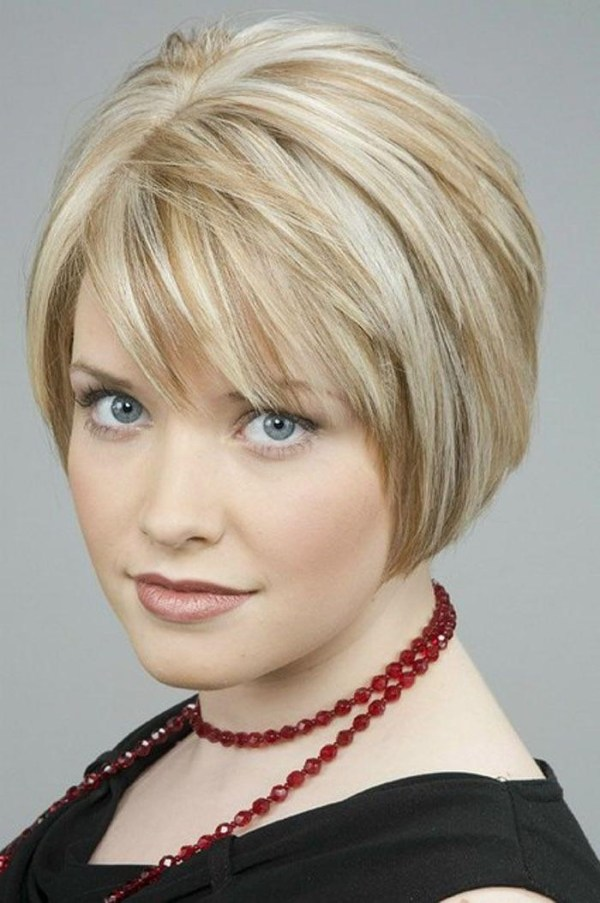 30 Messy Short Hairstyles For Fine Hair And Face Fat Hairstyles