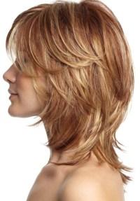 layered haircuts short to medium - Haircuts Models Ideas