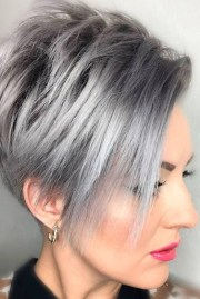 collection of trendy short haircuts