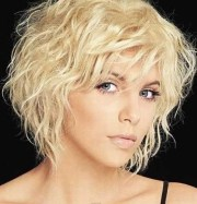 inspirations of short wavy hairstyles