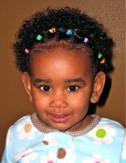 2018 latest black baby hairstyles