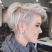 2018 latest short trendy hairstyles