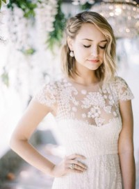 15 Ideas of Hairstyles For A Wedding Guest With Short Hair