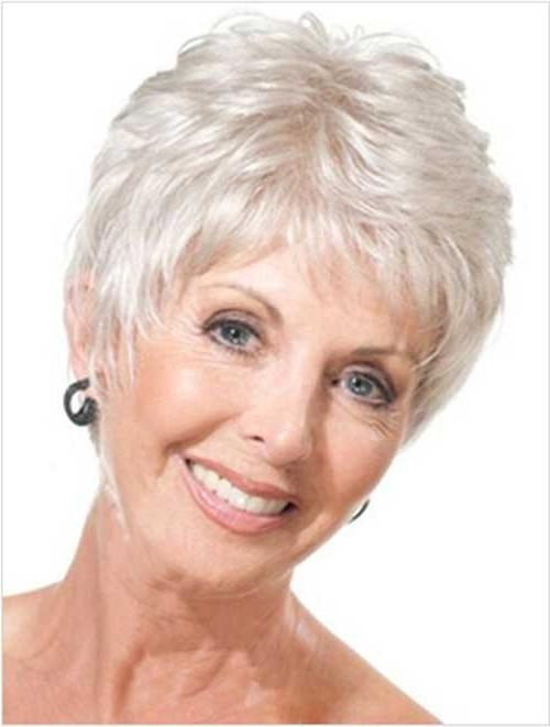 30 Best Short Hairstyles For Women Over 50 Hairstyles Ideas