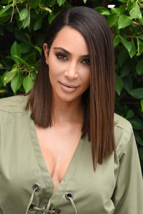 2019 Popular Kim Kardashian Short Hairstyles