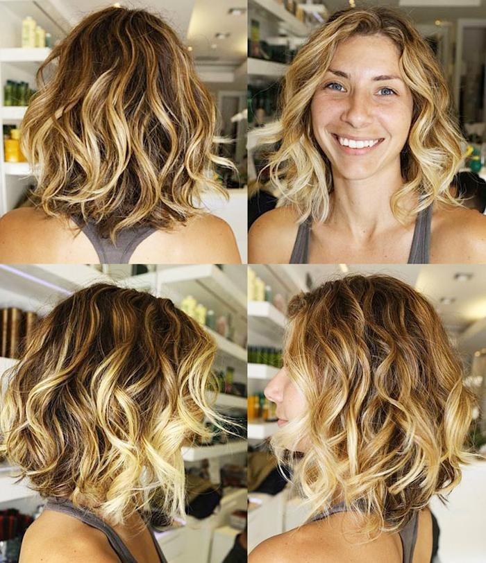 15 Inspirations of Blow Dry Short Curly Hair