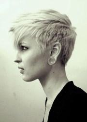 of short edgy haircuts