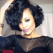 of curly bob hairstyles