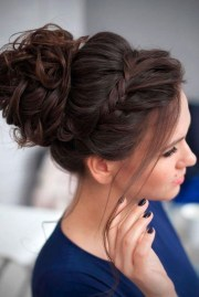 inspirations of updo hairstyles