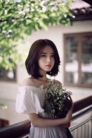 2018 latest korean short hairstyles