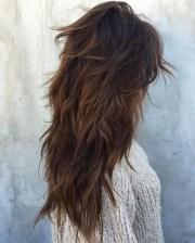 2018 popular chunky layered haircuts