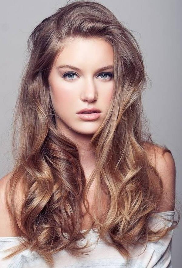 30 Long Hairstyles Round Face Chubby Hairstyles Ideas Walk The