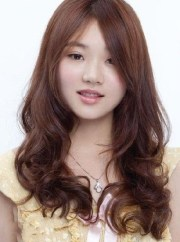 collection of korean women hairstyle