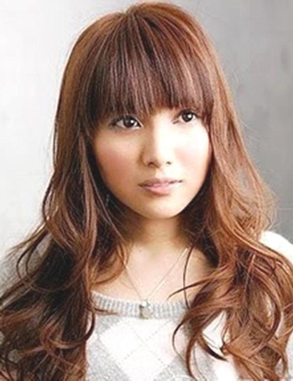 30 Cute Korean Hairstyles For Long Hair Hairstyles Ideas Walk