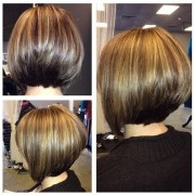 ideas of stacked bob hairstyles