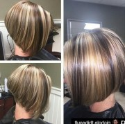 of stacked inverted bob