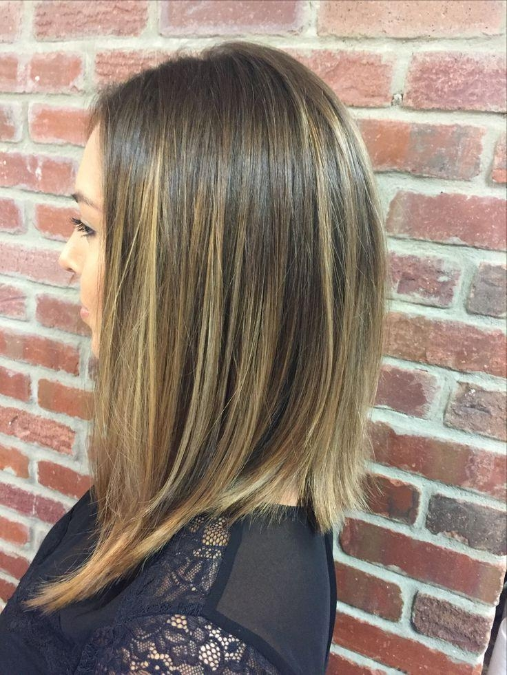 15 Collection Of Angled Long Hairstyles