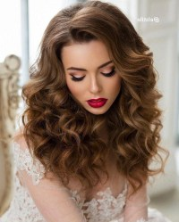 15 Best Collection of Long Hairstyles For Weddings Hair Down