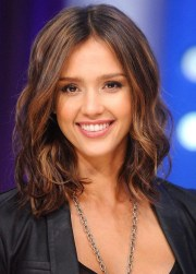 2019 latest jessica alba long hairstyles
