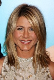 of jennifer aniston long