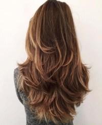 2018 Popular Layered Long Haircuts