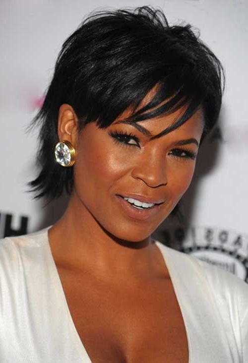 15 Inspirations Of Nia Long Hairstyles