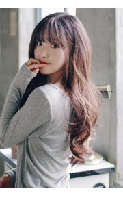 ideas of chinese long haircuts