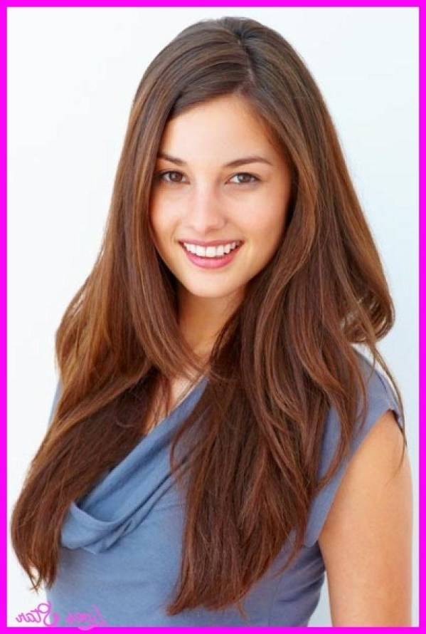 30 Long Hairstyles For Teenage Girls Hairstyles Ideas Walk The
