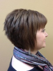2019 latest short stacked bob haircuts
