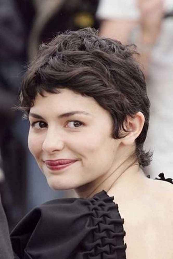 Audrey Tautou Haircut Pixie The Best Haircut Of 2018