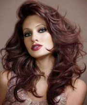inspirations of fall long hairstyles