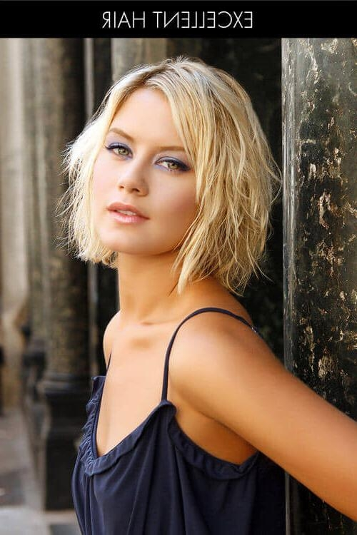 Image Result For Perfect Short Hairstyles For Thin Hair S Most