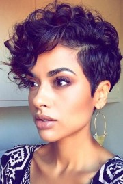 2019 latest black woman short hairstyles