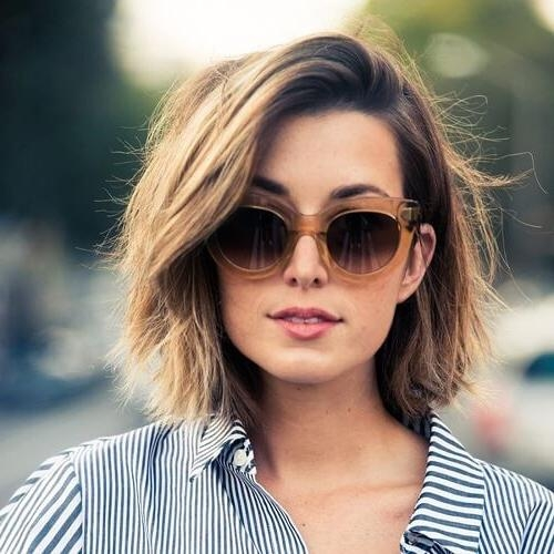 30 Short Hairstyles 2018 Over 50 Low Maintenance Hairstyles Ideas